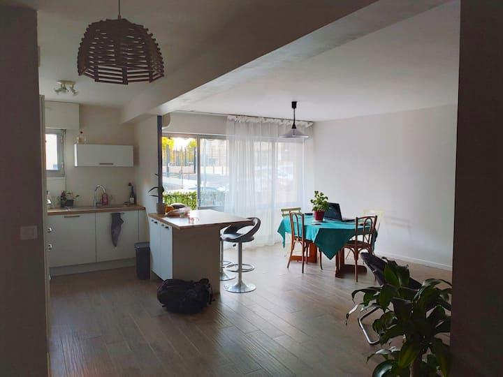 Grand appartement au cœur de Salon-de-Provence