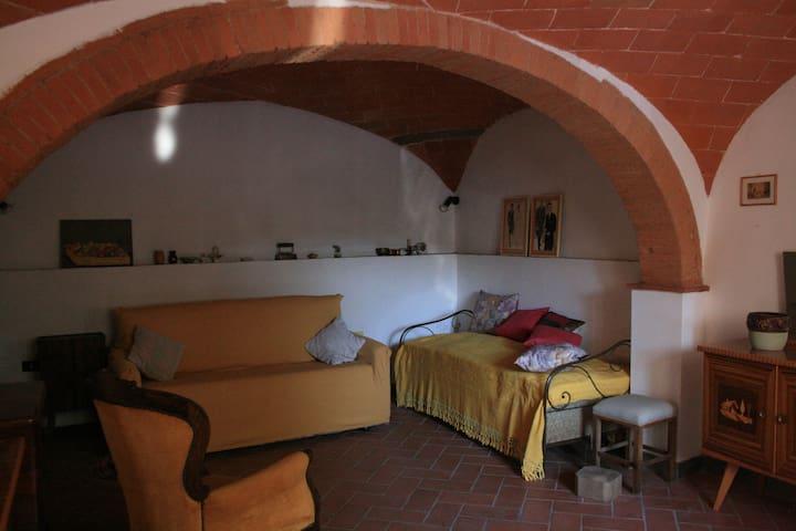 Bianca Artemisia - casa nel borgo - Farnetella - Apartamento