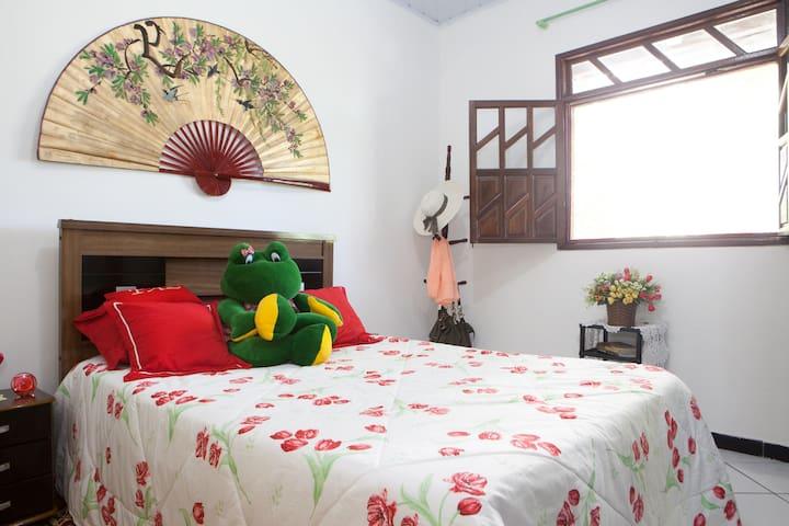 ALUGUEL TEMPORADA , CASA 2QUARTOS - Salvador - Haus