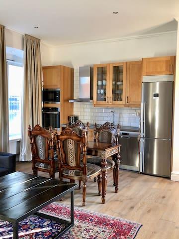 Lägenhet på Donnersplats - Visbys centralaste läge