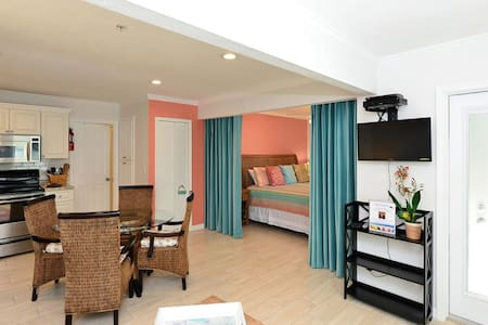 Siesta Key Beach - Hibiscus Suite - April Openings - 시에스타 키(Siesta Key) - 아파트