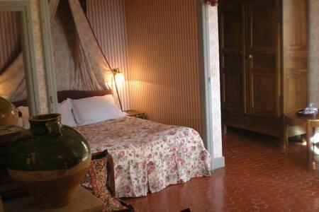 Domaine Audabiac close to Uzès  - Lussan - Bed & Breakfast