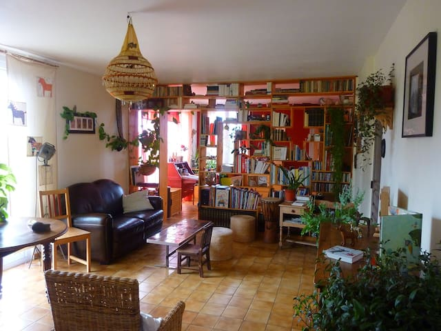 Cute apartement near EuroDisney - Chalifert - Wohnung