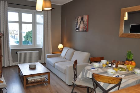 Appart Congo Luxe - 4 personnes  - Tourcoing - Wohnung