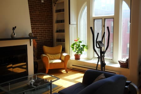 Bdrm in great Place-des-Arts condo - Montreal - Apartment