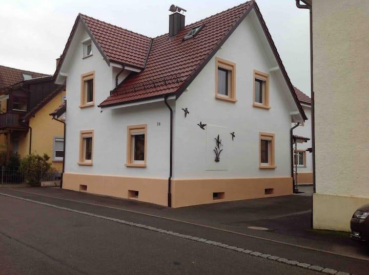 2-Zimmer Ferienwohnung Lerke Bodenseekreis