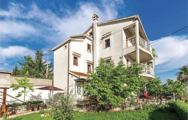 Holiday apartment with 3 bedrooms on 100 m² in Rijeka