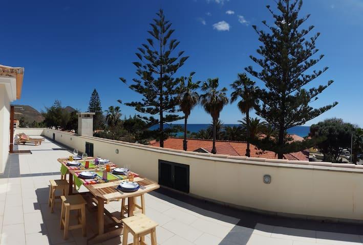 Penthouse a 2 minutos da Praia - Vila Baleira - อพาร์ทเมนท์