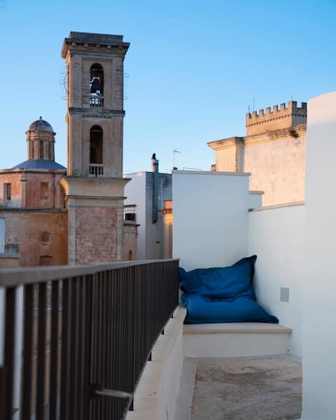 NOU:Casa di Giò, cu terasă panoramică!