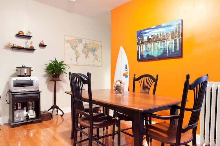 Family Apartment New York City!! Manhattan