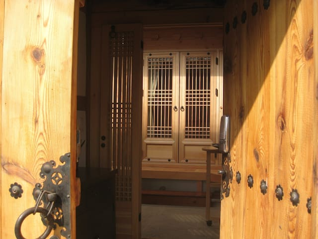 Todaki Korean Traditional House  - Jongno-gu - Bed & Breakfast