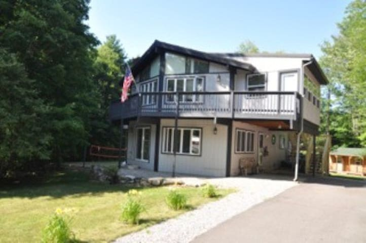 Upland House - In the heart of the lakes region. - Gilford - Apartment