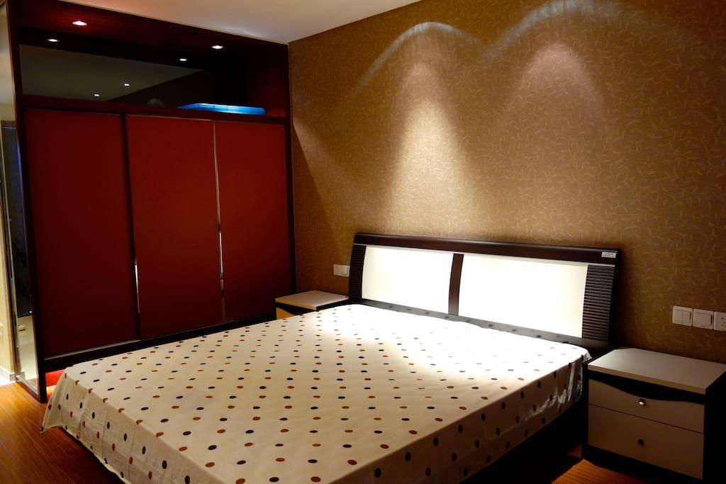 卧室/bedroom