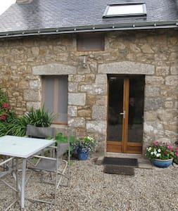 Small Cottage St André 22480 France - Saint-Nicolas-du-Pélem - Huis