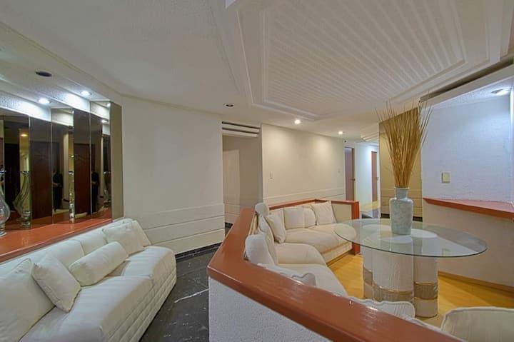 Habitación privada en Polanco I Sección