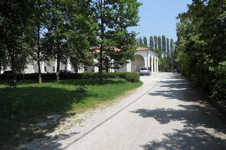 Apartments in a villa near Venice - Musestre - Leilighet