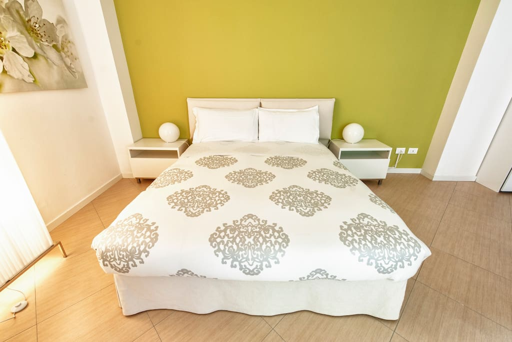 Letto - Bed - ベッド