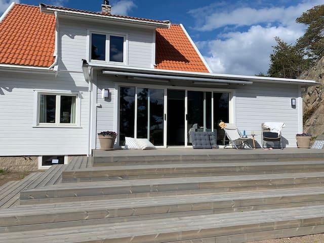 Skjærhalden - Sommerhus