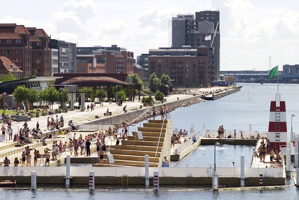 Islands Brygge  Waterfront