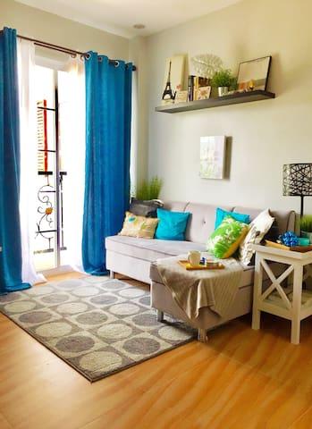 Fully furnished 1 Bedroom Villa in Apple One, Cebu