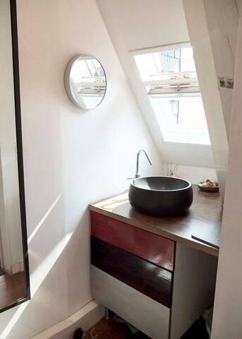 Duplex sea view,  ideal location - Trouville-sur-Mer - Apartment