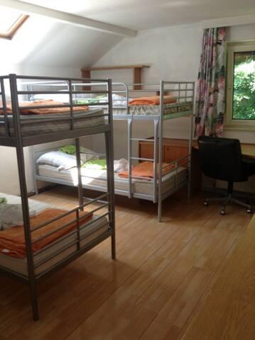 Suburb Hostel