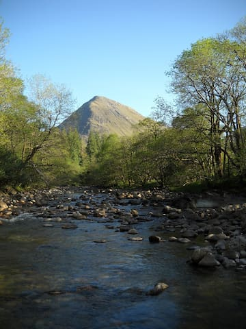 Signal Rock Cottage B&B Glencoe UK - Glencoe - Bed & Breakfast