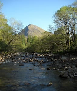 Signal Rock Cottage B&B Glencoe UK - Glencoe - Penzion (B&B)