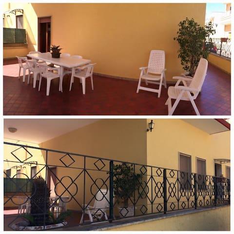relax nel centro dei messapi - Cavallino - House