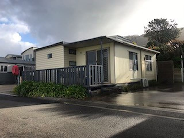 Self-Contained Cabin on Great Ocean Rd, Apollo Bay