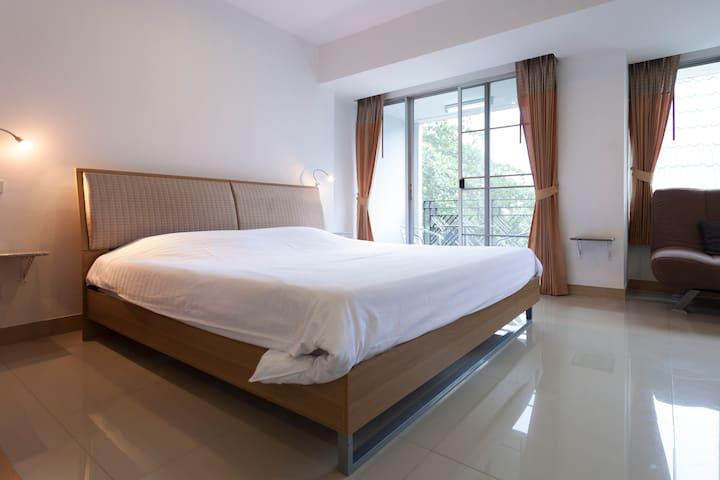 Apartment Galare Thong-STANDARD B 5 - Chiang Mai - Departamento