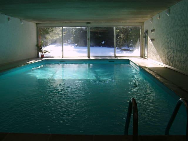 App 4p terrasse swimming pool park