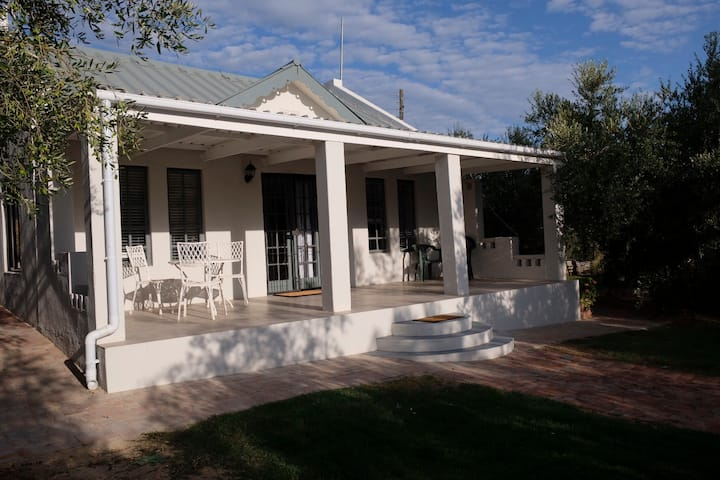 Stadsig Olive Farm Cottage