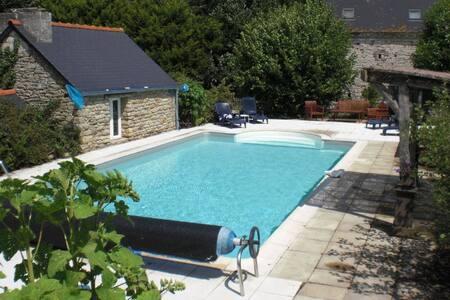 Gite de charme en Bretagne : Oaks - Plumaudan - Casa