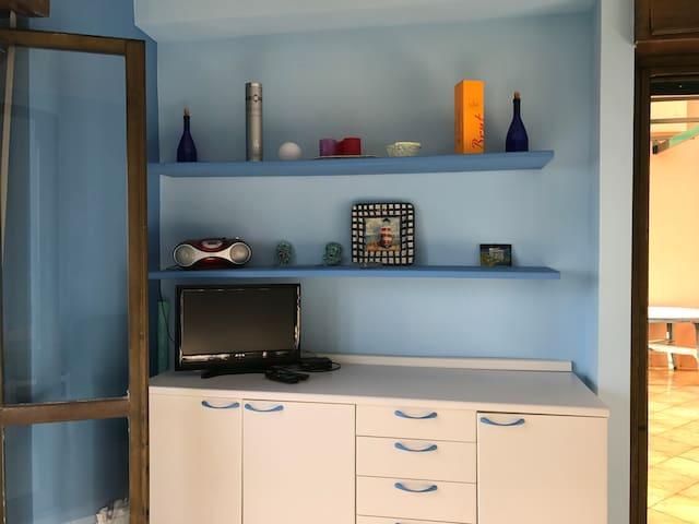 Appartamento n°7 - Residence Torre la Punta - Pioppi - Wohnung