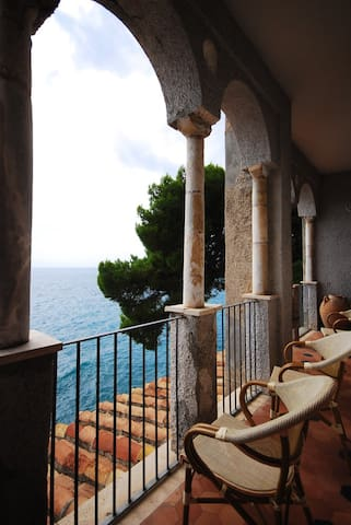 Villa with pool and sea access - Ravello - Apartament