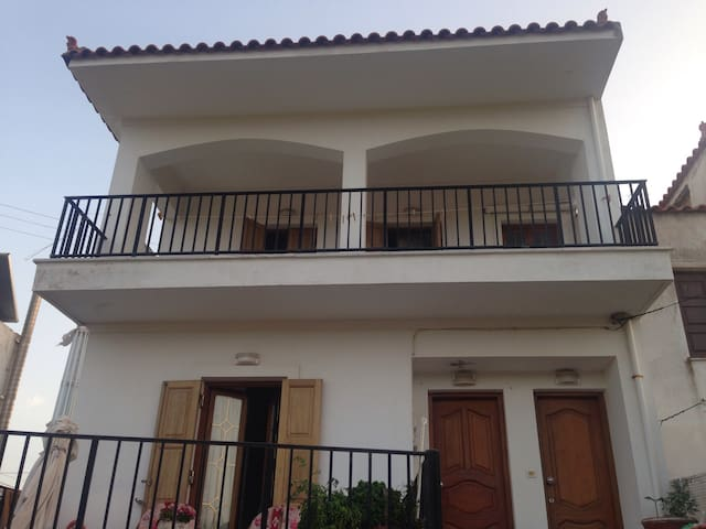 Skala Kallonis apartment - Σκάλα Καλλονής