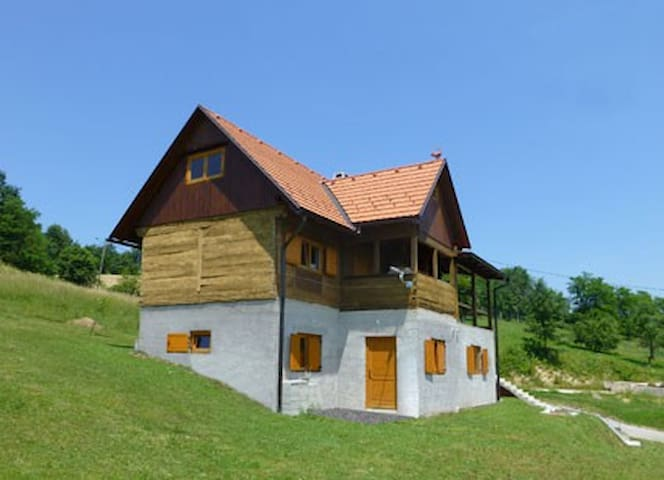 Health thermal water - house Marija - Topusko - Byt