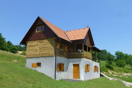 Health thermal water - house Marija - Topusko - Daire