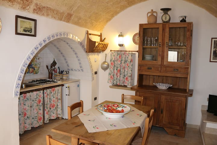 Pretty vintage house in Salento - Specchia - Haus