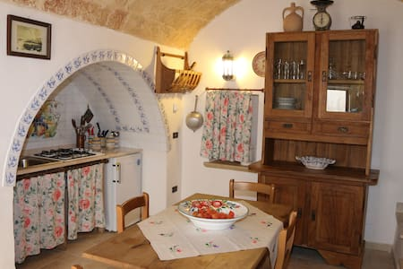 Pretty vintage house in Salento - Specchia