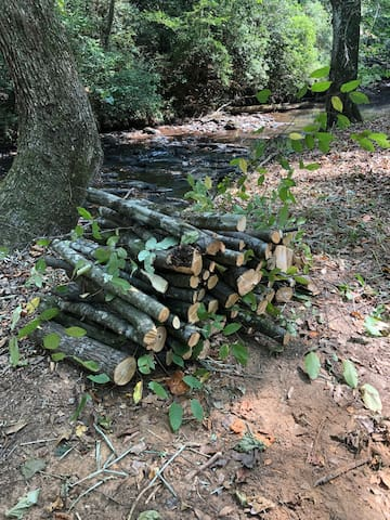 Firewood Available For Purchase