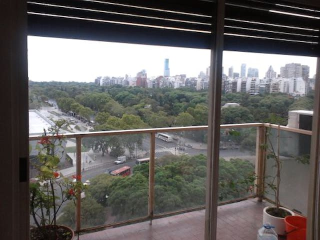 Buenos Aires: Single room with private bathroom - Buenos Aires - Pis