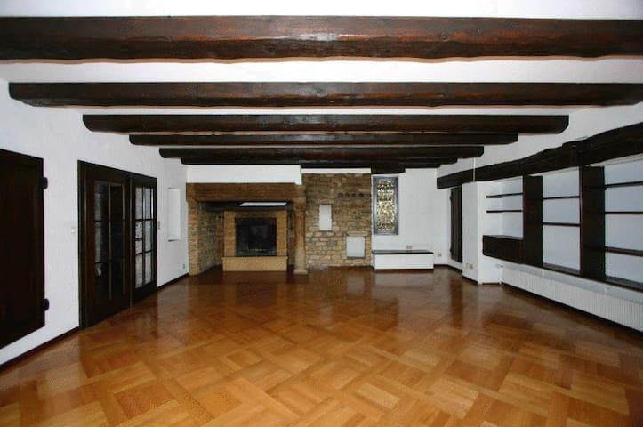 Maison du XVIIes