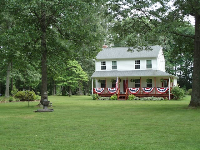 B&B near Hanover & Richmond, VA  - Hannover - Bed & Breakfast