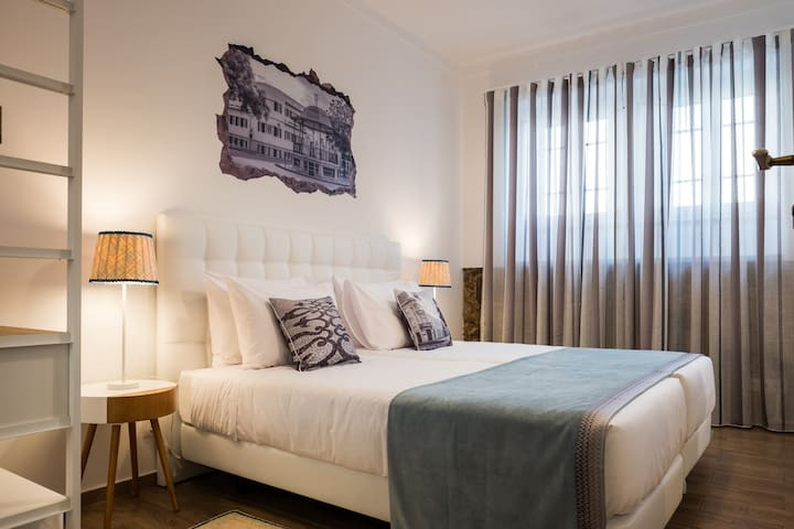 Loule Coreto Guesthouse - Twin Room Private WC