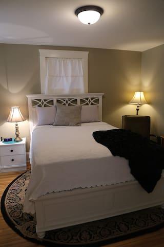 Poppy's Place Bedroom