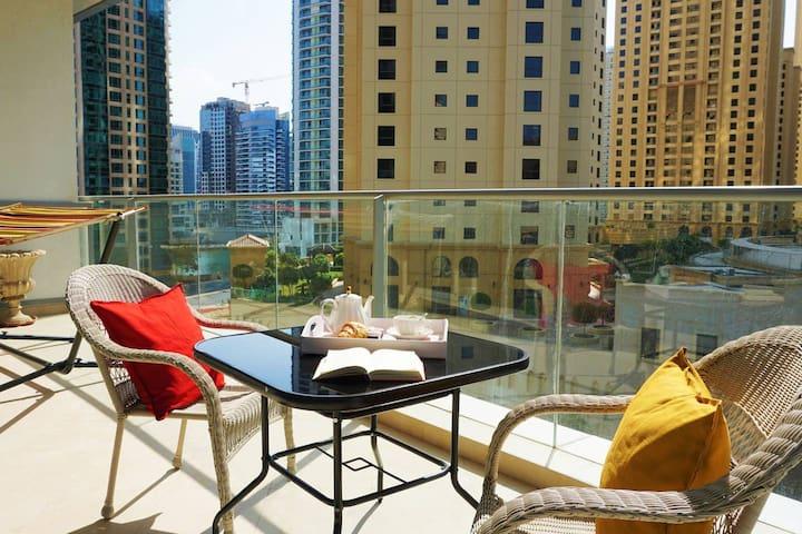 Wonderful stay at Jumeirah Beach R Dubai