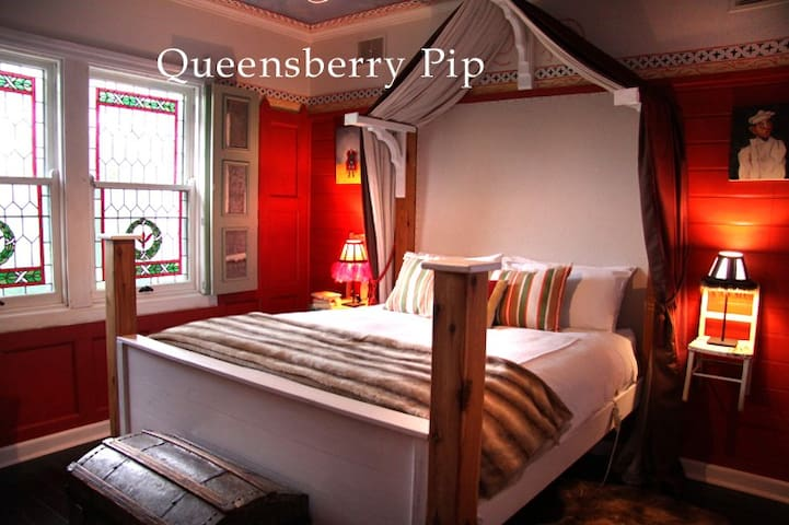 Queensberry Pip self contained cottage
