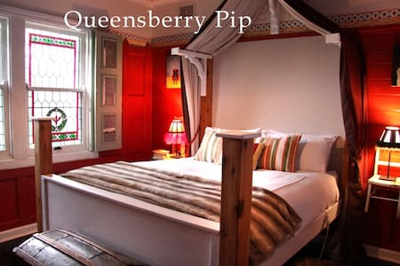 Queensberry Pip self contained cottage - Daylesford - Rumah